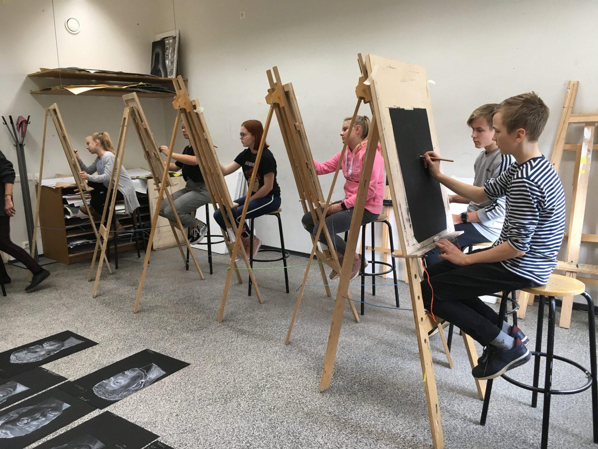 Foto: Tartu Lastekunstikool